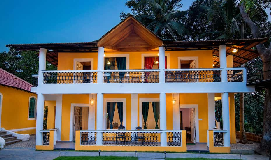 villas in hoskote